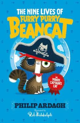 The pirate captain's cat