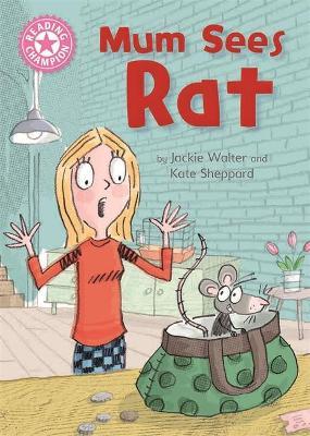 Mum sees rat