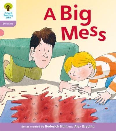 A big mess