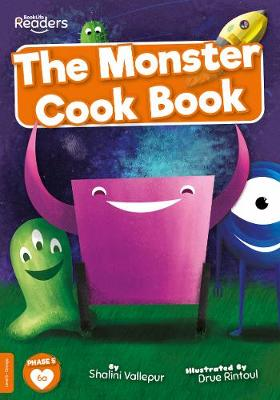 The monster cook book