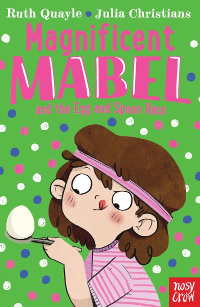 Magnificent Mabel and the egg and spoon race