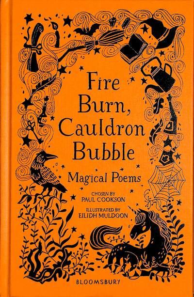 Fire burn, cauldron bubble