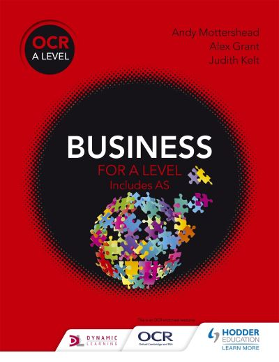 OCR A Level Business