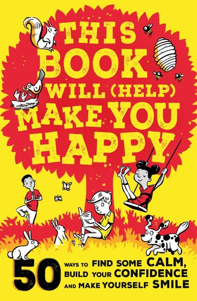 This book will (help) make you happy