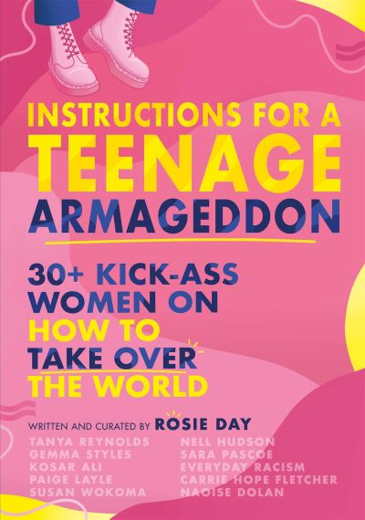 Instructions for a teenage armageddon