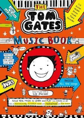 The Tom Gates music book