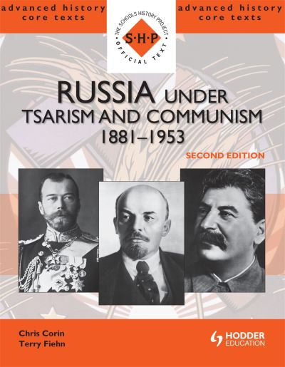 Russia under Tsarism and Communism 1881-1953