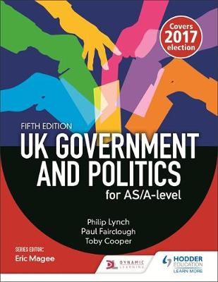 UK Government and Politics for AS/A level