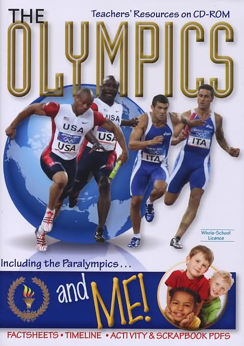 The Olympics... and me!