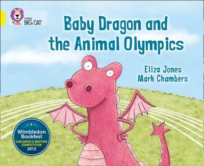 Baby Dragon and the Animal Olympics