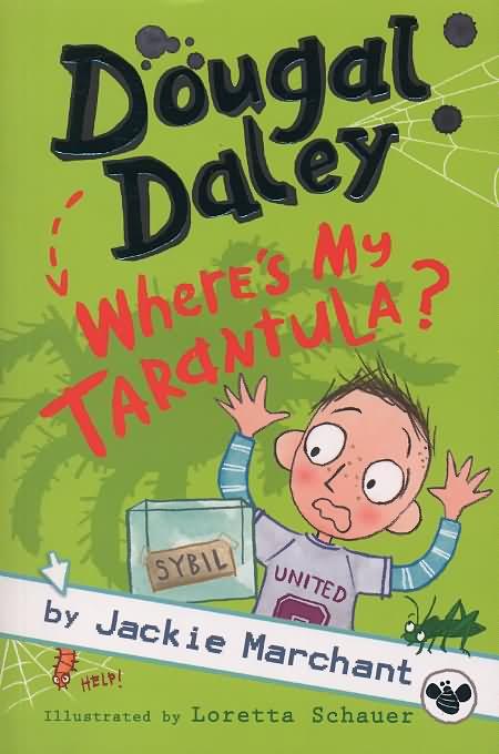 Where's my tarantula?