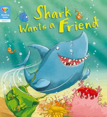 Shark wants a friend