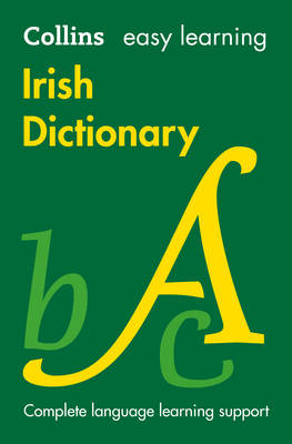 Collins Easy Learning Irish Dictionary