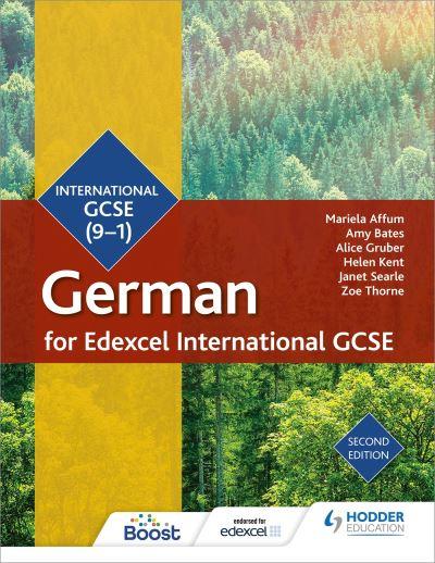Edexcel International GCSE (9-1) German