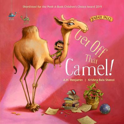 Get off that camel!