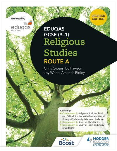 WJEC Eduqas GCSE Religious Studies Route A