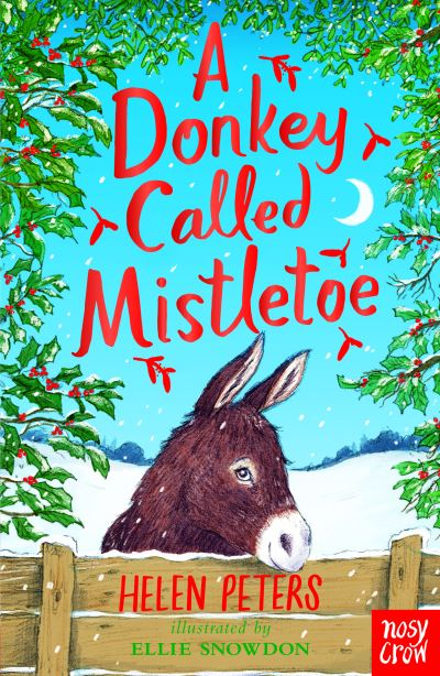 A donkey called Mistletoe