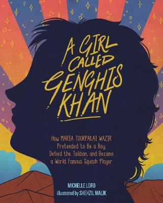 A girl called Genghis Khan
