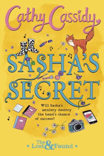 Sasha's secret
