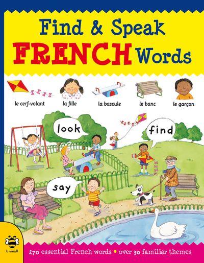 Find & speak French words