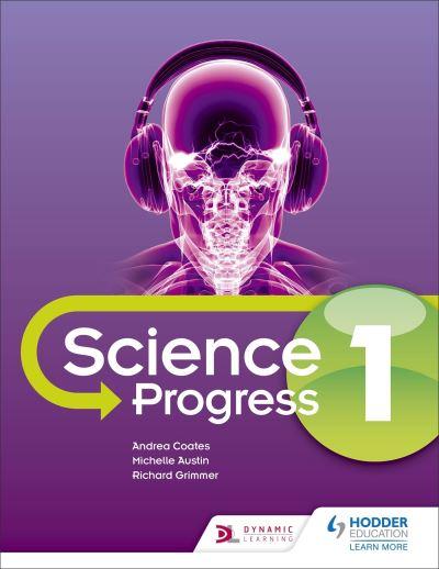 KS3 Science Progress Student Book 1
