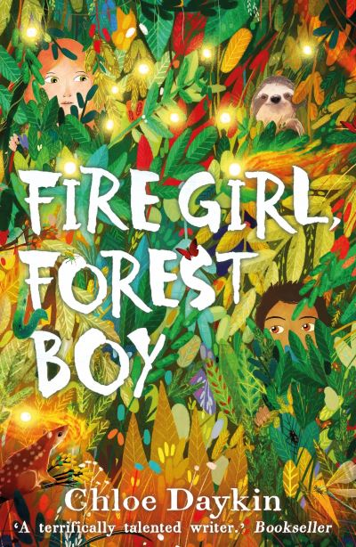 Fire girl, forest boy