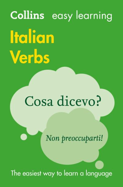 Collins Easy Learning Italian Verbs