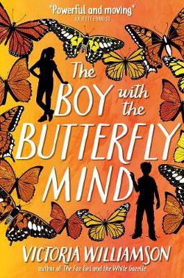 The boy with the butterfly mind