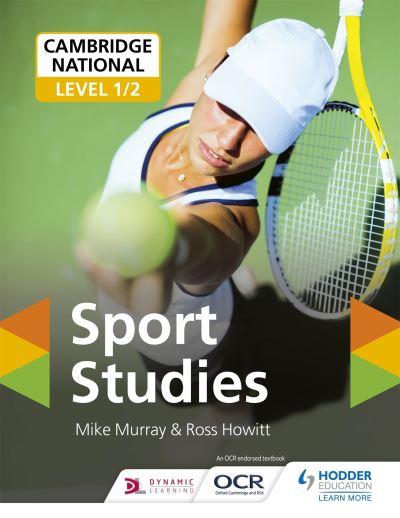 Cambridge National Level 1/2 Sport Studies