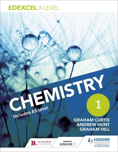 Edexcel A Level Chemistry Book 1