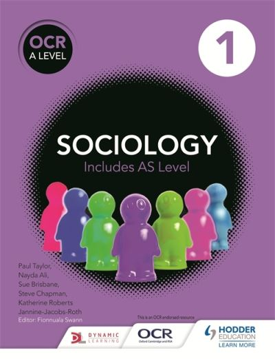 OCR A Level Sociology Book 1