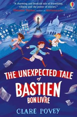 The unexpected tale of Bastien Bonlivre