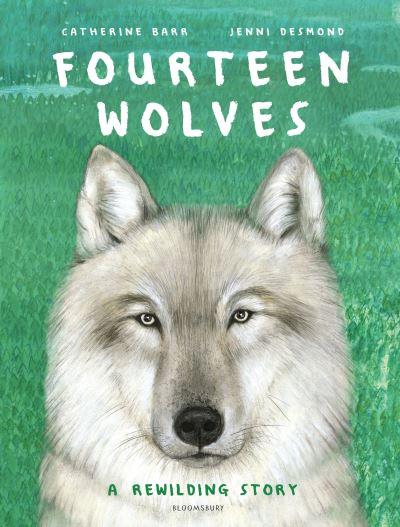 Fourteen wolves