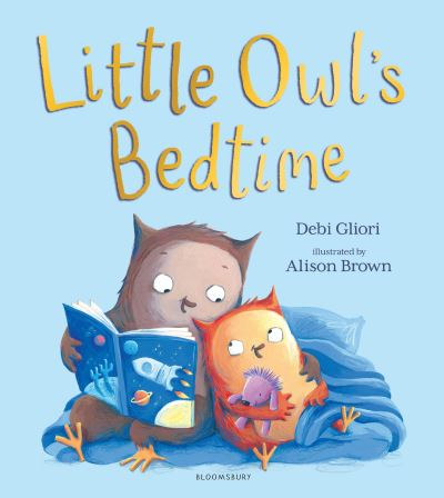 Little Owl's bedtime