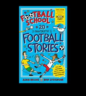 WBD 20 Fantastic football stories single