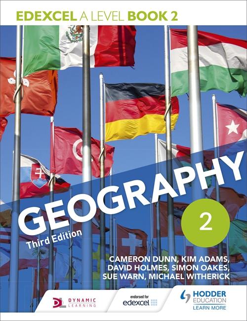 Edexcel A Level Geography 2