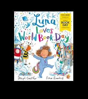 WBD Luna loves World Book Day single