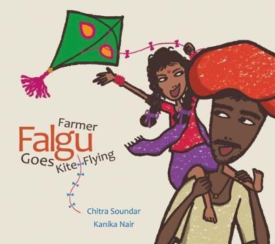 Farmer Falgu goes kite-flying