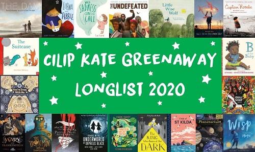 Kate Greenaway Medal longlist 2020