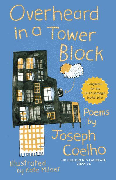 Overheard in a tower block