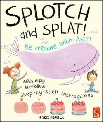 Splotch and splat!