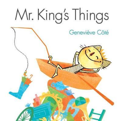 Mr King's things