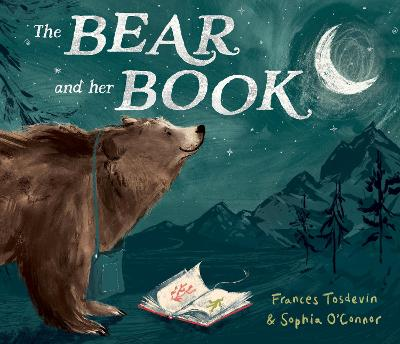 The bear and her book