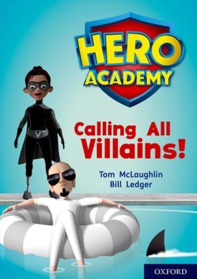 Calling all villains!