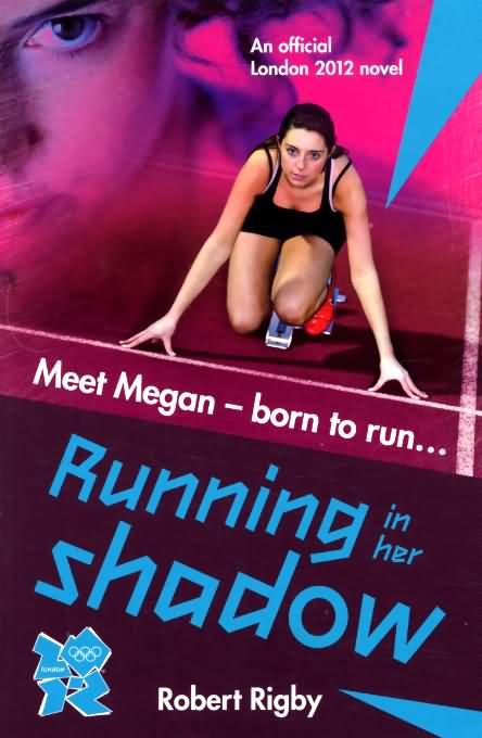 Running in her shadow