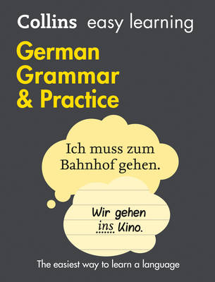 Collins Easy Learning German Grammar & Practice