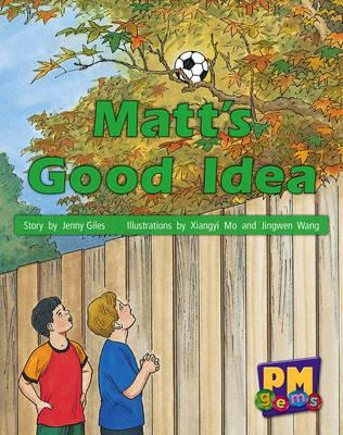 Matt's good idea
