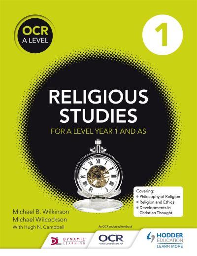 OCR A Level Religious Studies 1