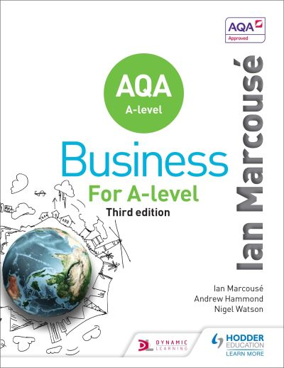 AQA Business for A-level (Marcouse)