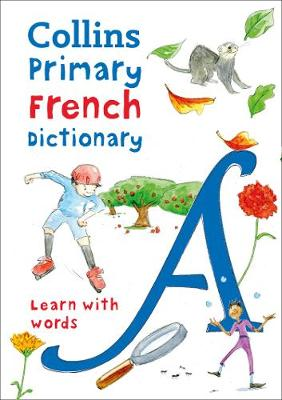 Collins primary French dictionary